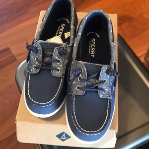 New Sperry Top-Sider